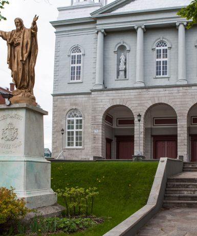 Six églises à voir à proximité de Bécancour!