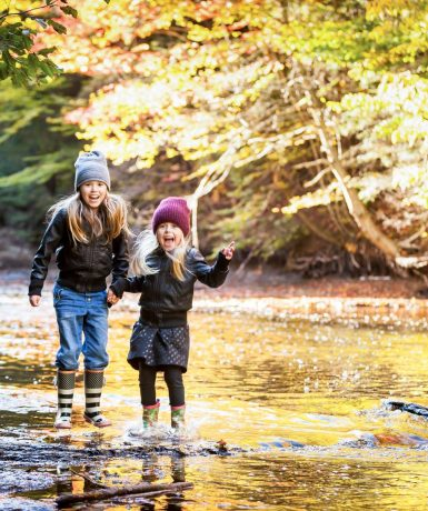 Quoi faire avec les enfants cet automne à Bécancour?