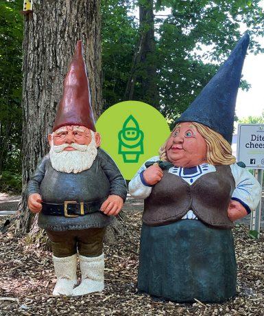La magie des gnomes opère à Bécancour !