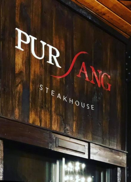 Pur Sang Steakhouse