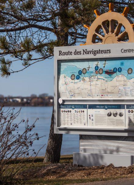 Route des Navigateurs