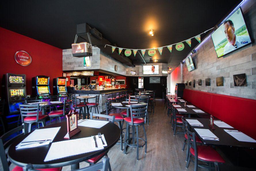 Le Port-Royal Lounge