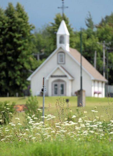 Petite chapelle de Wôlinak