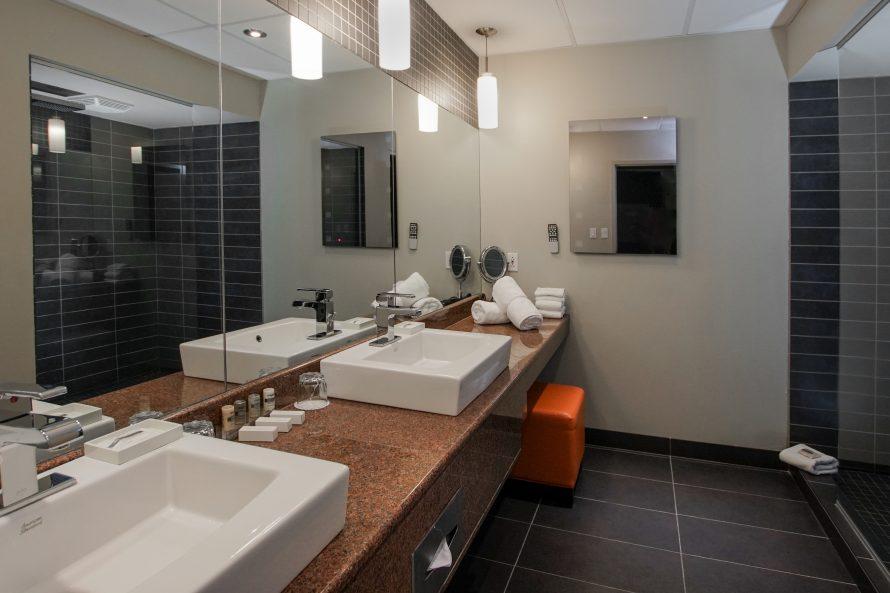 Chambre De Luxe - Salle de bain