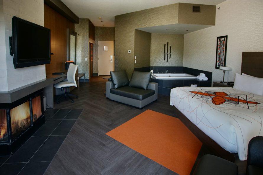 Chambre De Luxe - Vue bain