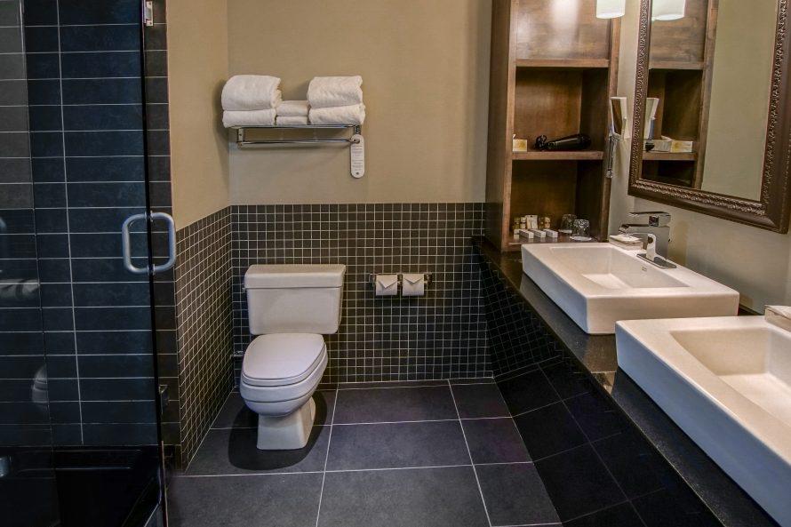 Suite Exécutive - Salle de bain